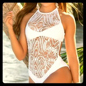 YANDY BAYBERRY BEAUTY MONOKINI